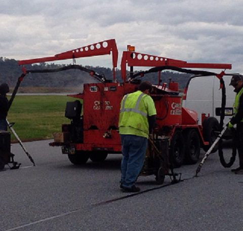 Airfield Pavement Preservation