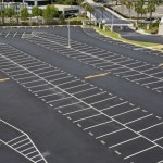 Asphalt Parking Lot Sealcoating Services