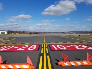 Airport Runway Striping Services